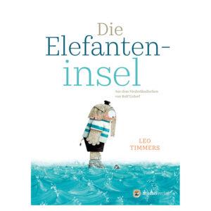 Buchcover Die Elefanteninsel von Leo Timmers