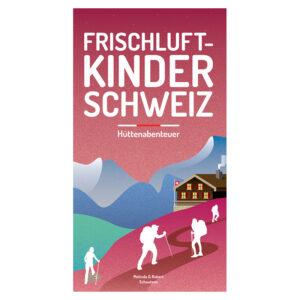 Buchcover Frischluft-Kinder Schweiz