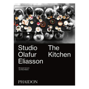Buchcover «The Kitchen»
