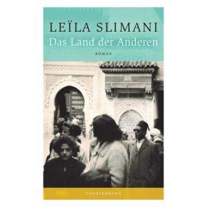 Buchcover «Das Land der anderen»